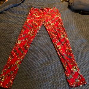 Os LuLaRoe leggings gently used